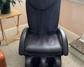 Massage chair.  Excellent quality.