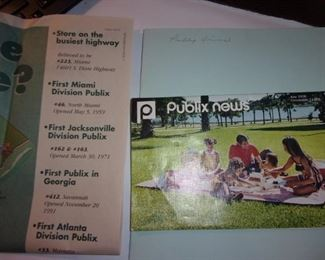 1964 Publix News and Publix Drivers
