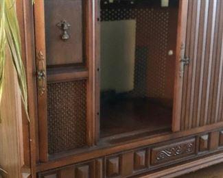 Nice vintage TV  cabinet