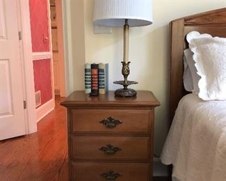 Young Hinkle Furniture Co. bedside table