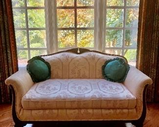 Empire love seat