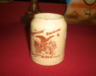 American brewing co. mug
