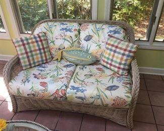Beautiful Wicker Patio Furniture