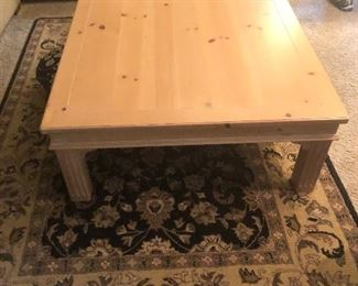 Lane Coffee table and end tables