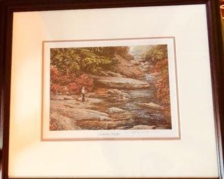 William Mangum Autumn Art