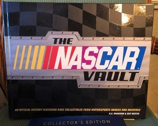 The NASCAR VAULT book