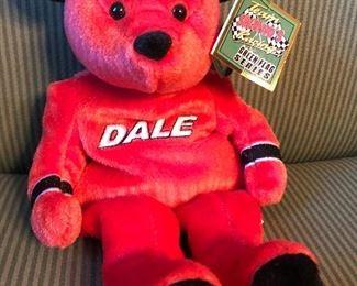 Dale Ty Beanie Baby