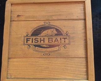 Vintage Fish Bait Game