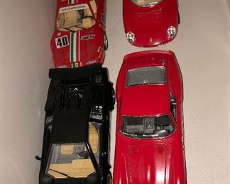 collectible model cars