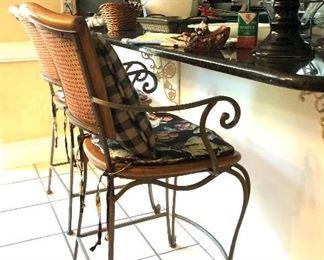 Matching Pair of Bar stools