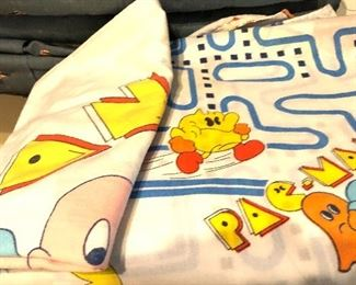 Pac-Man sheet set