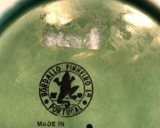 Bordallo Pinheiro Portugal Cabbage Bowl