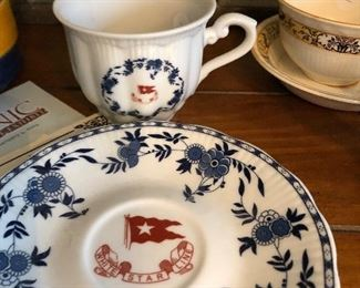 White Star Line Titanic collectible Cup & Saucer