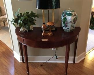 foyer table