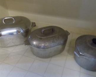 Magnalite dutch ovens