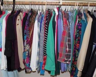 ladies clothing....sizes 10-20