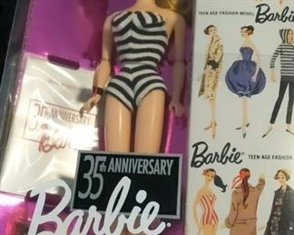 35 Anniversary Edition Barbie.