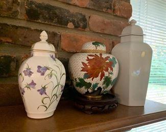 Vintage Ginger Jars
