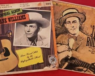 vintage country vinyl