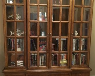 This wall curio is stunning and a perfect place to store your treasures and collections!