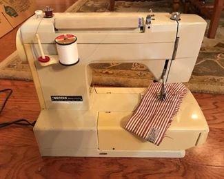 Estate Sale Sewing Machine