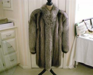 Alaskan Fur coat