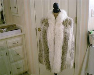Ambiance fur vest