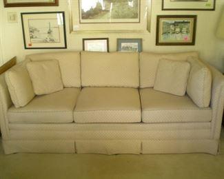 Nice North Hickory sofa