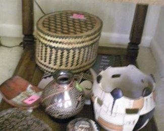 Decorative items galore