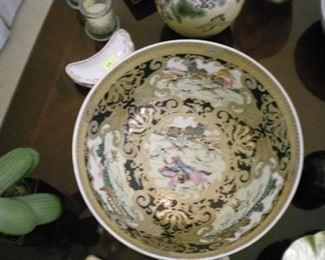 big Asian bowl