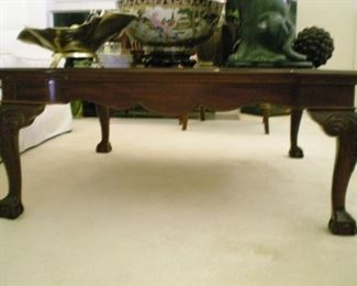 Many lovely high quality coffee tables