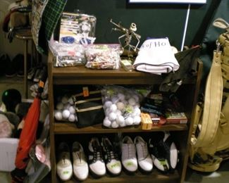 TONS of golf items for men and women