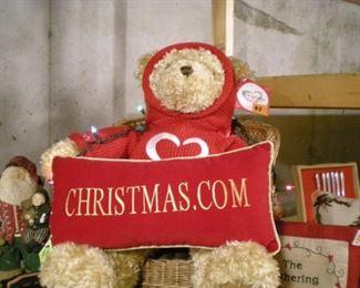 Loads and loads of Christmas stuff