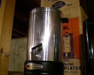 Mirro Vintage 35 cup coffee percolator