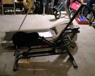 Health Rider exercise machine
