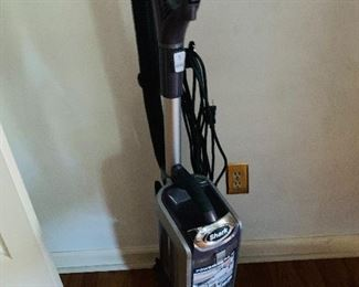 Shark Vacuum and Steam Mop (not pictured)