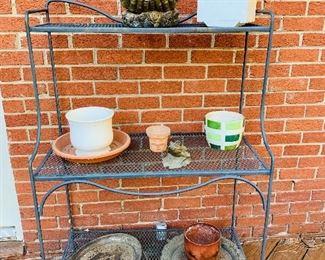 Indoor/Outdoor Rack/Plant Stand