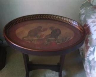 side table - Monkey table