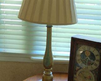 Various lamps