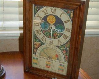Planters' clock