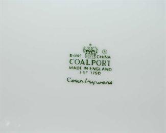"""Countryware"" by Coalport"