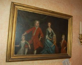 Earl of Arundell and Family