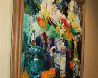 """Blossom"" by Rod Goebel"