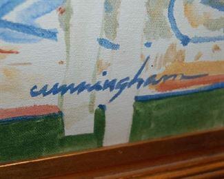 Nan Cunningham, Montgomery