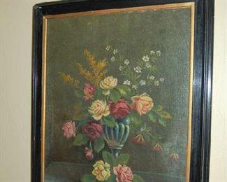 Numerous florals