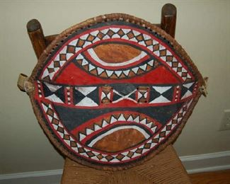 Authentic Indian shield