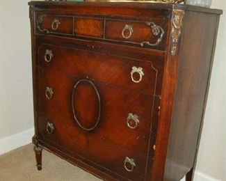 French style chest