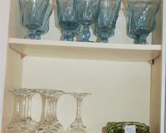 Various glass designs