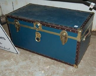 Camping trunk