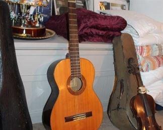 Suzuki Guitar model No 50